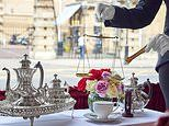 Rubens at The Palace hotel next to Buckingham Palace serves up a pot of tea for £500