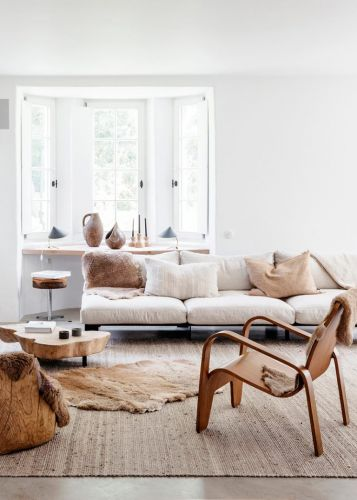 A HOME IN BELGIUM + HOW TO CREATE A NATURAL STYLE INTERIOR