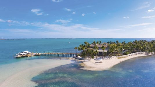 Paradise Awaits At The Dreamy Little Palm Island Resort & Spa