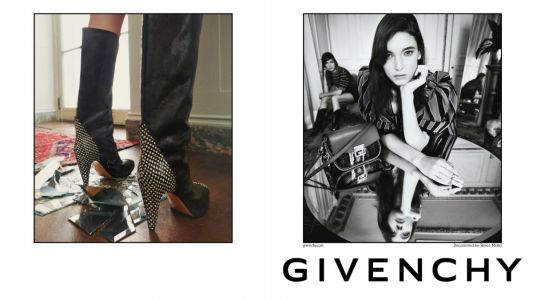 See Givenchy's Spring 2018 Ad Campaign Here