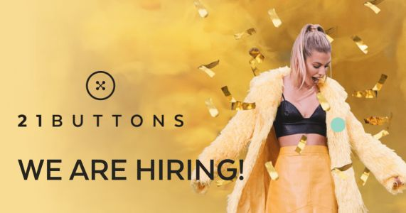 21 Buttons Is Seeking A US Influencer Marketing Assistant Intern In New York, NY