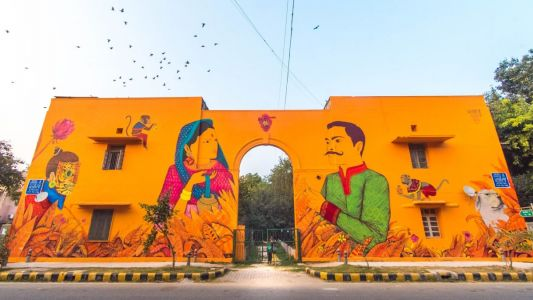 St+art Delhi 2019: All you need to check out at this year's public art festival