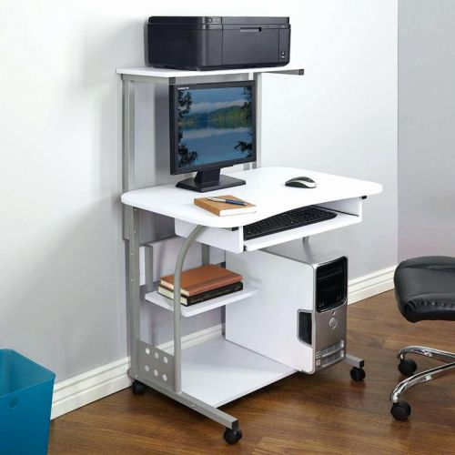 30 Elegant Small Desk with Shelf Pictures