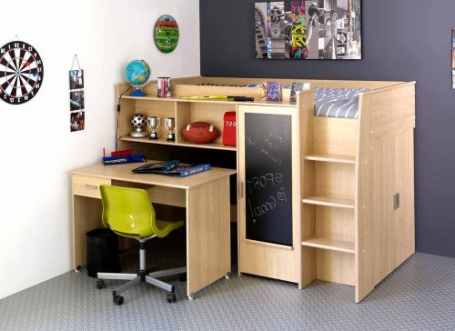 19 Awesome Bed and Desk Combo Pictures