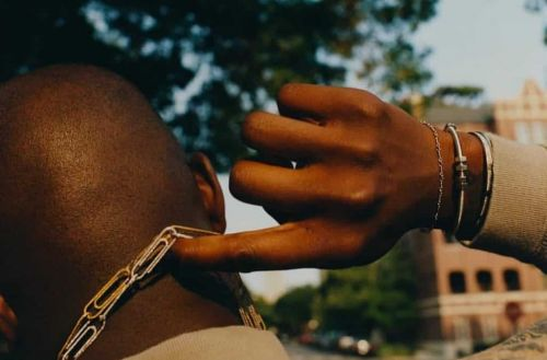 Virgil Abloh has a new jewellery line and it's inspired by the paper clip
