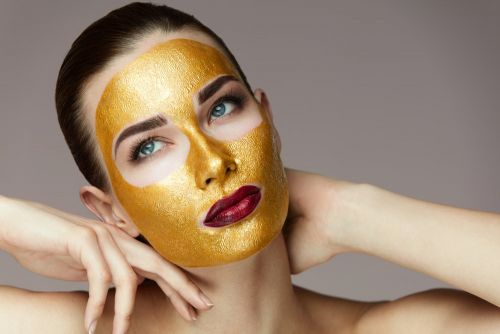 Why gold is in all skincare products right now. And the most effective ones to buy