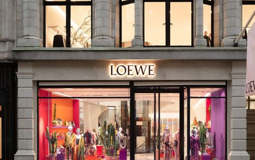 Casa Loewe lands in London, Keanu Reeves fronts Saint Laurent, and more fashion news
