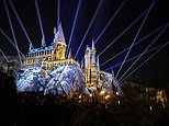 Florida goes festive: Christmas in the sunshine at Universal Studios Orlando is an extravaganza