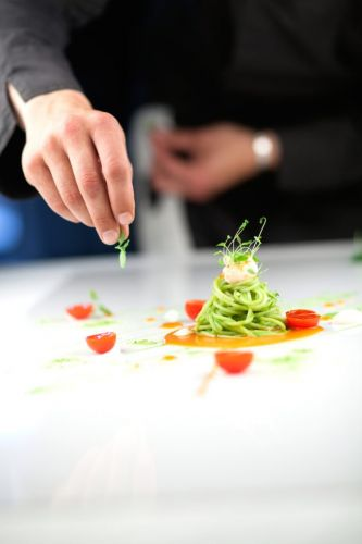 Fine Dining with Flair in La Jolla