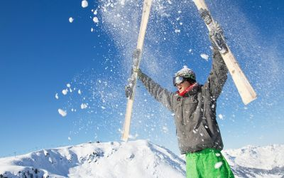Winter is coming: opening dates of world's ski resorts revealed