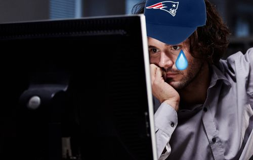 While You Were Enjoying Super Bowl Sunday, Your Wife Was Watching Porn