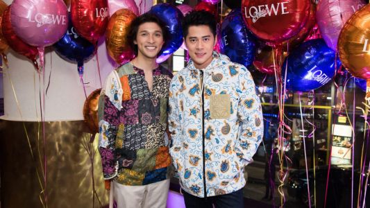 Gallery: Loewe x Paula's Ibiza pop-up store launch party