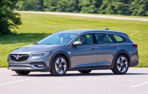 The Buick Regal TourX Wagon is Shockingly Awesome