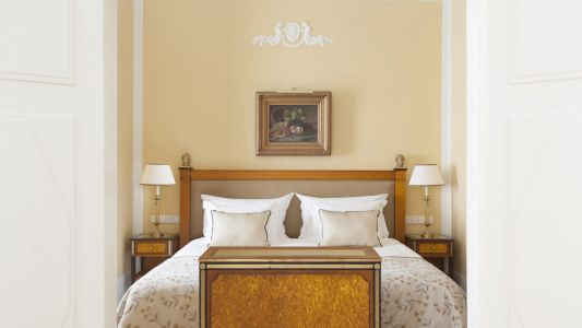 Belmond Grand Hotel Europe's new suite is fit for Russia's elite