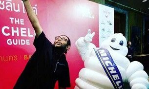 Gaggan Anand is now the only Indian chef to win 2 Michelin stars