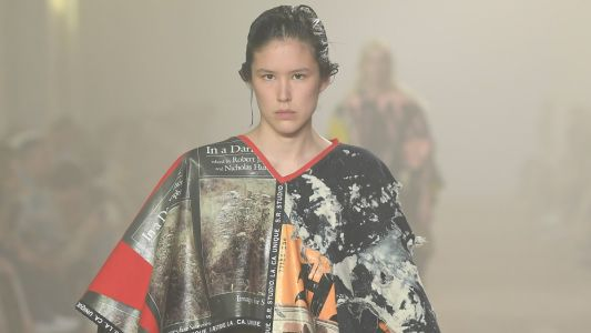 See Every Look from Sterling Ruby's Debut S.R. Studio. LA. CA. Runway Show