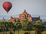 The cruise where you float above the river! See the stunning Irrawaddy in Myanmar from every angle