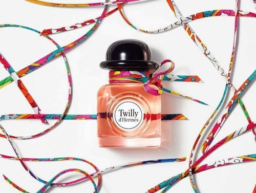 Travel in style with the limited edition version of Twilly d'Hermès