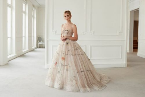Chiara Ferragni Earned Her Wedding Dress Designer More Media Value Than Meghan Markle Did