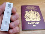 Go with the flow! Pricey PCR tests are axed for half-term in major boost for tourism industry
