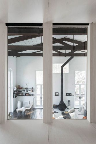 A 19th Century Masonry Foundry Turned Into A Private Dwelling