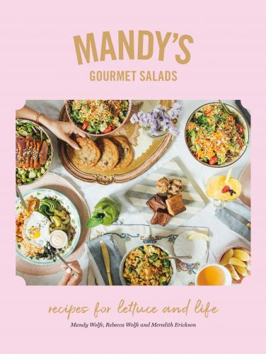 Mandy's Gourmet Salads Is More Than Just A Pretty Bowl