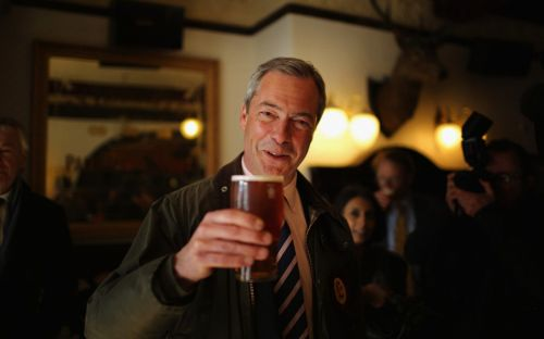 Fancy a pint of 'If Tha Brexit The Fixes It'? The best referendum-inspired beers