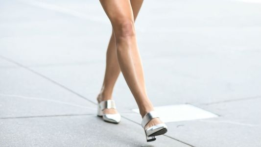23 Pairs of Silver Block Heels to Make Your Long Summer Strolls a Little More Fun