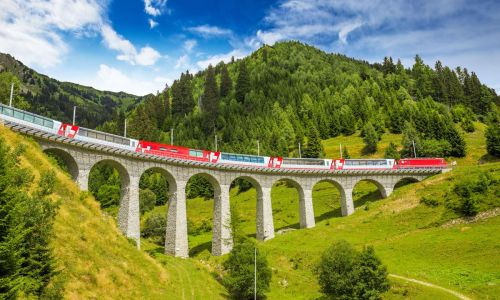10 great train journeys you've never heard of