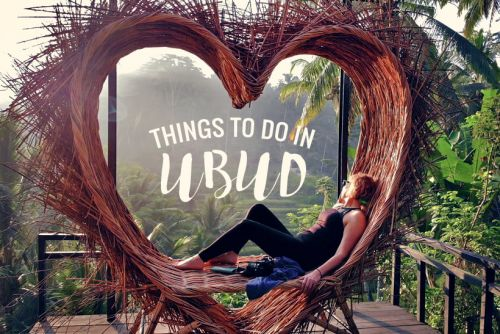 10 Awesome Things to do in Ubud, Bali