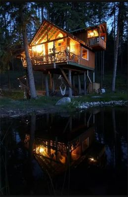 The 7 Best Airbnb Treehouses In Canada That Will Inspire A Last-Minute Summer Vacation