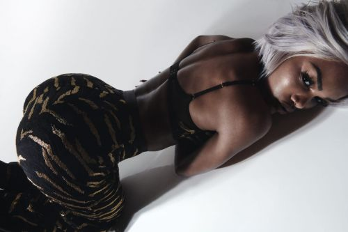 Teyana Taylor Stars in Agent Provocateur's Fall 2018 Ad Campaign and You Aren't Clicking on This Fast Enough