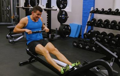Scorch Body Fat With This Rows and Burpees Challenge