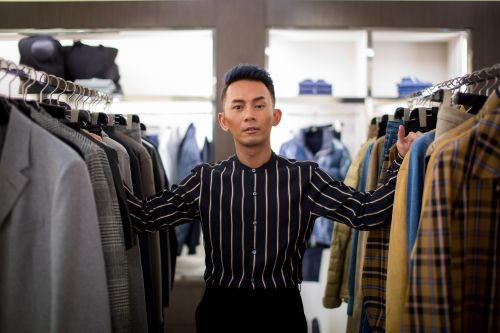 Suria KLCC Men's Fashion Gallery brings together luxury brands and updated style for modern day gentlemen