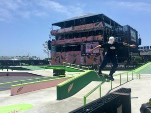 Dew Tour hosts unveiling of Olympic skateboarding qualifying process