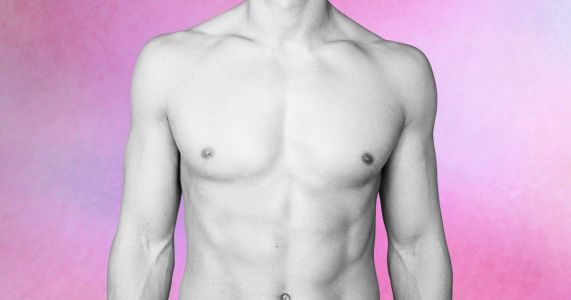 There's been a rise in men getting breast reduction surgery to get rid of their moobs