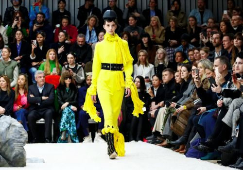 The best trends from London Fashion Week Fall/Winter 2019