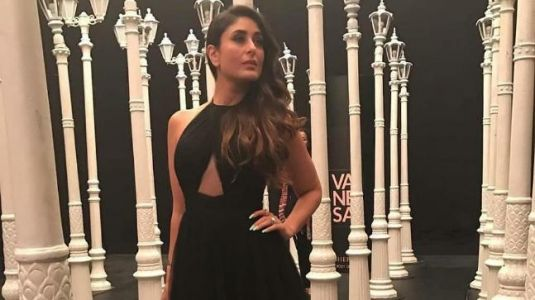 Kareena twirls into our hearts in magical black gown. See pics and video