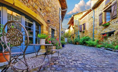 Visit the Most Beautiful Villages in France