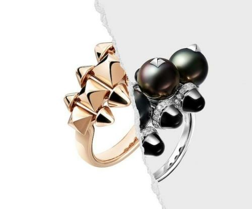 New Clash de Cartier Launch features Onyx and Tahitian Pearls