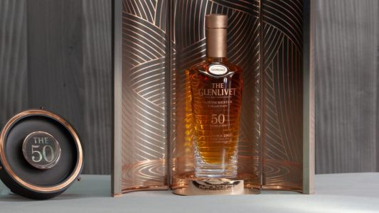 Glenlivet debuts its third 50-year-old whisky, The Winchester Collection Vintage 1967