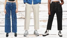 Shop The Trend: Cargo And Work Pants That Are Actually Stylish