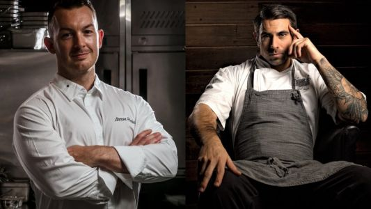 Kinship, by chefs Chris Grare and Aaron Rhodes, will land in SoHo this summer