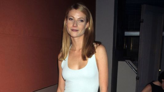 Great Outfits in Fashion History: Gwyneth Paltrow in a Tank Dress at the 1995 Met Gala
