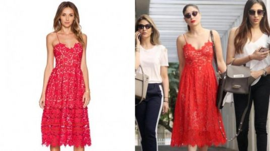 Kareena Kapoor wore fake copy of a luxe dress and we do not know what to say
