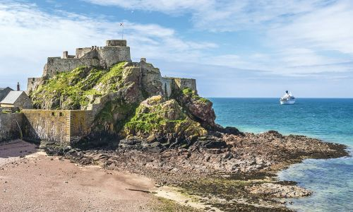 Jersey - the Sun-Kissed Channel Isle