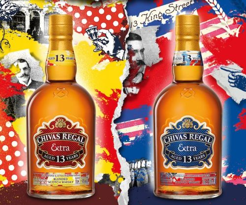 Chivas Extra 13 Collection Celebrates The Distillery's Exceptional Heritage