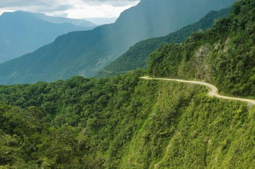 Cycling the Death Road in Bolivia - The Ultimate Adrenaline Thrill