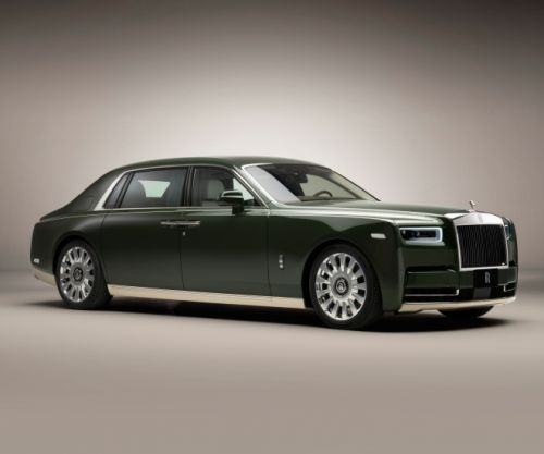 Rolls-Royce Collaborates with Hermès to Create Bespoke Phantom Oribe
