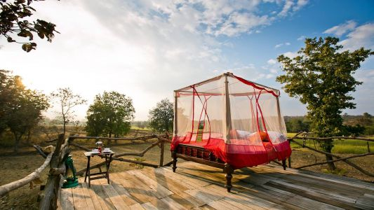 Vacation on your mind? Nature and luxury come together at these stays